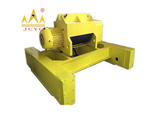 Yellow Electric Wire Rope Hoist Double Girder Hoist 16 Ton - 56 Ton